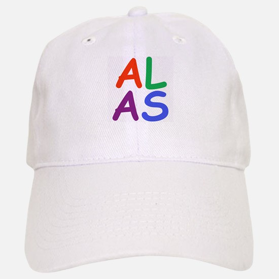 Alas! Baseball Baseball Cap
