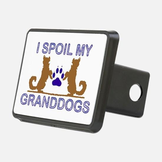 I Spoil My GrandDogs Hitch Cover