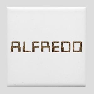Alfredo Circuit Tile Coaster