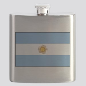 Argentina - National Flag - Current Flask