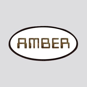 Amber Circuit Patch