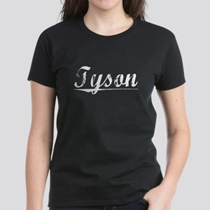 Tyson, Vintage Women's Dark T-Shirt
