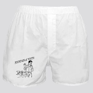 """""""Fountain of Youth"""" Boxer Shorts"""