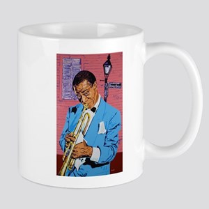 Satchmo on Bourbon Street Mug
