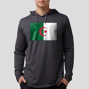 Algeria - National Flag - Current Mens Hooded Shir