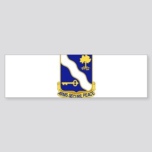 143rd Infantry Regiment Bumper Sticker
