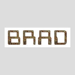 Brad Circuit 36x11 Wall Peel