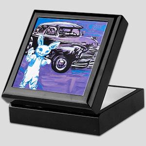Studebaker Mascot Keepsake Box