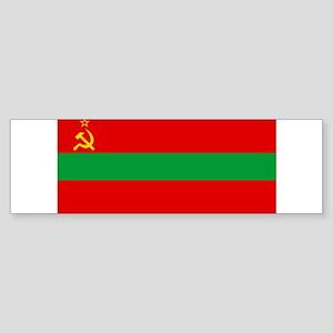 Transnistria - National Flag - Current Sticker (Bu