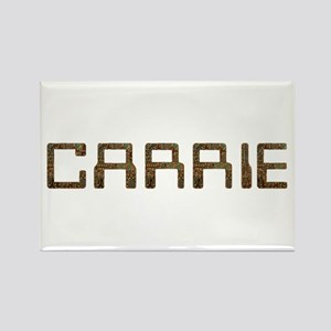 Carrie Circuit Rectangle Magnet