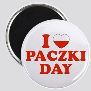 I Heart Paczki Day Magnet
