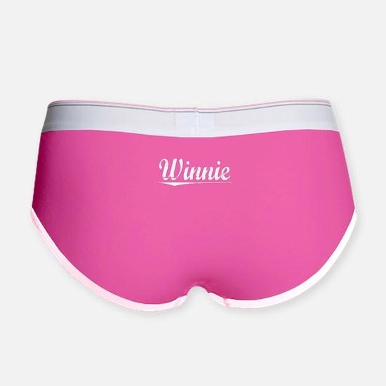 Winnie, Vintage Women's Boy Brief