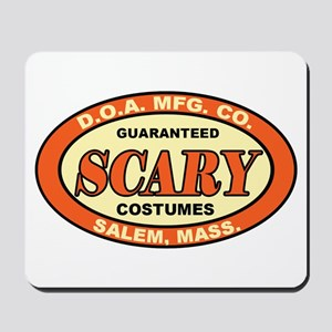 ScARy COsTuMEs Mousepad