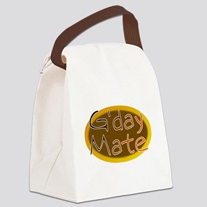 Gday mate Canvas Lunch Bag