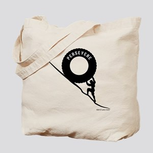 Sisyphus and his perseverence Tote Bag