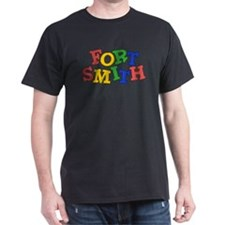 Fort Smith (colors) Dark T-Shirt