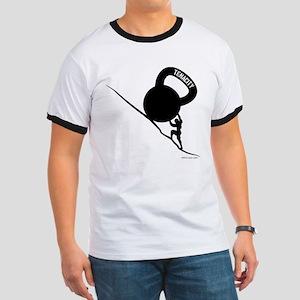 Sisyphus Kettlebell Tenacity Ringer T