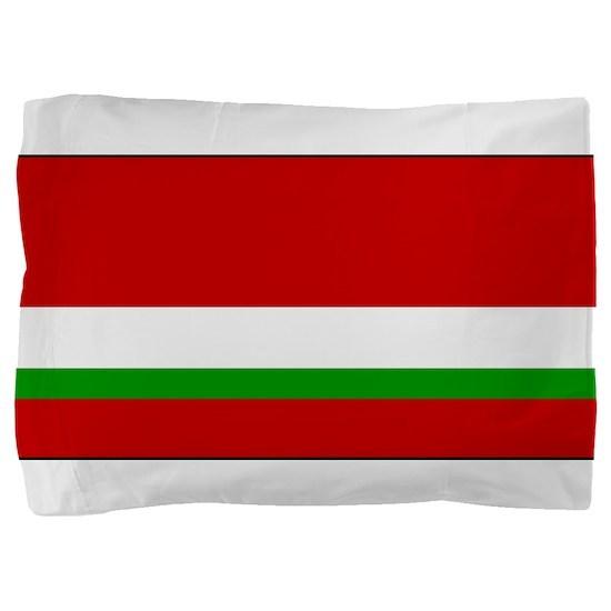 Tajikistan - National Flag - 1991-1992 Pillow Sham
