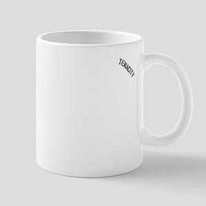 Sisyphus Kettlebell Tenacity for Dark Items Mug