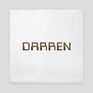 Darren Circuit Queen Duvet