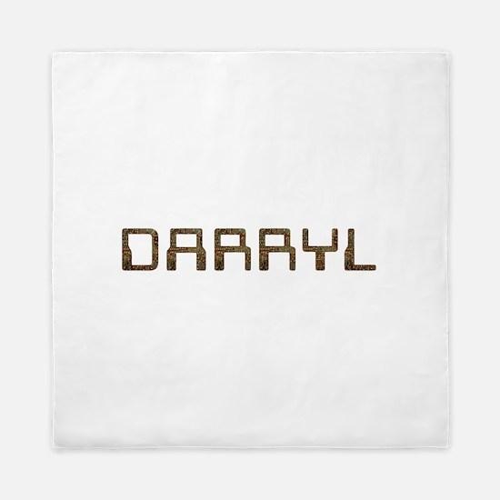 Darryl Circuit Queen Duvet