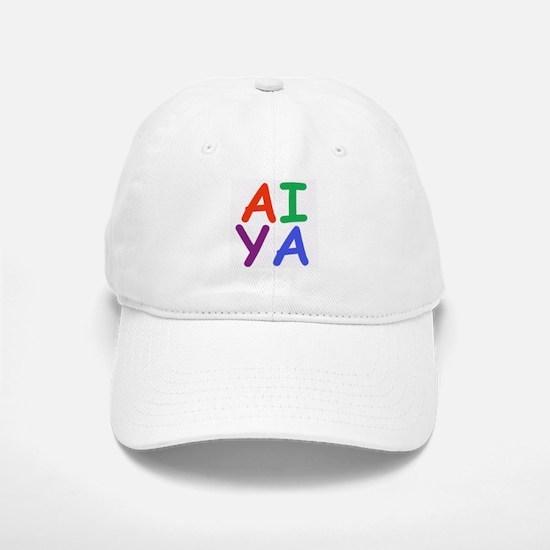 Aiya! Baseball Baseball Cap