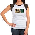Argos Women's Cap Sleeve T-Shirt