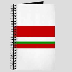 Tajikistan - National Flag - 1991-1992 Journal