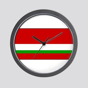 Tajikistan - National Flag - 1991-1992 Wall Clock