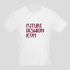 """""""Future Fashion Icon"""" Kids T-Shirt"""