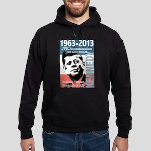 Kennedy Assassination 50 Year Anniversary Hoodie (