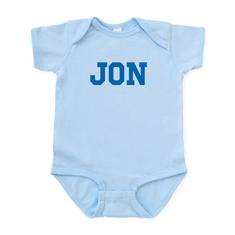 Jon centered Infant Bodysuit