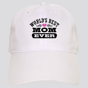 World's Best Mom Ever Cap