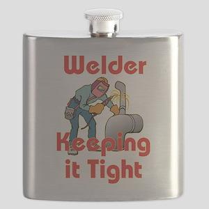 The Welder Flask