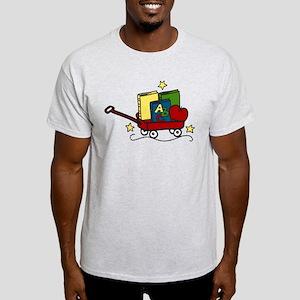 Book Wagon Light T-Shirt