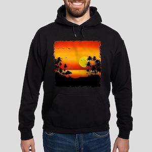 Island Sunset Hoodie (dark)