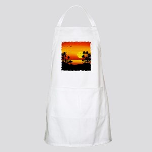 Island Sunset Apron