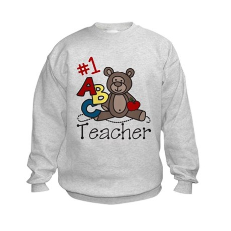 Teacher Kids Sweatshirt