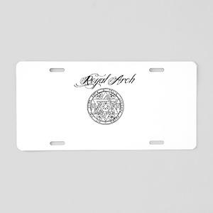 Royal Arch Mason Aluminum License Plate
