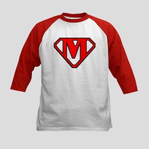 New SuperMark Logo Kids Baseball Jersey