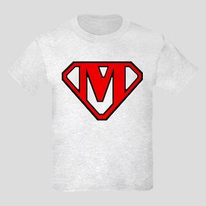 New SuperMark Logo Kids Light T-Shirt
