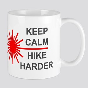 Laser Keep Calm Mug