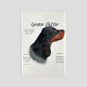 Gordon Setter Rectangle Magnet