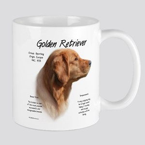 Golden Retriever 11 oz Ceramic Mug