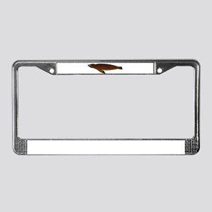 California Sea Lion License Plate Frame