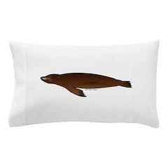 California Sea Lion Pillow Case