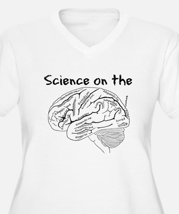Science on the Brain T-Shirt