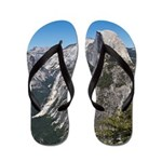 Yosemite Half Dome Flip Flops