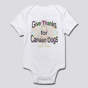 Thanks for Canaan Infant Creeper
