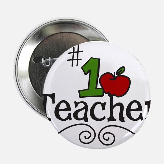 "School Teacher 2.25"" Button"